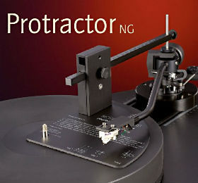 Dr. Feickert Analogue PROTRACTOR NG