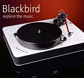 Dr. Feickert Analogue BLACKBIRD Turntable