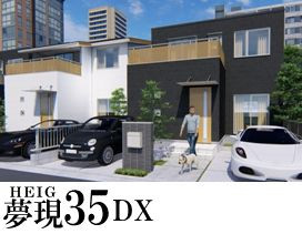 HEIG夢現35DX