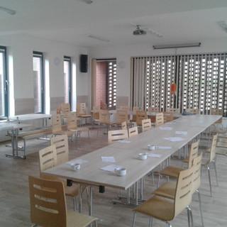 Komunitní centrum Vizovice - sál