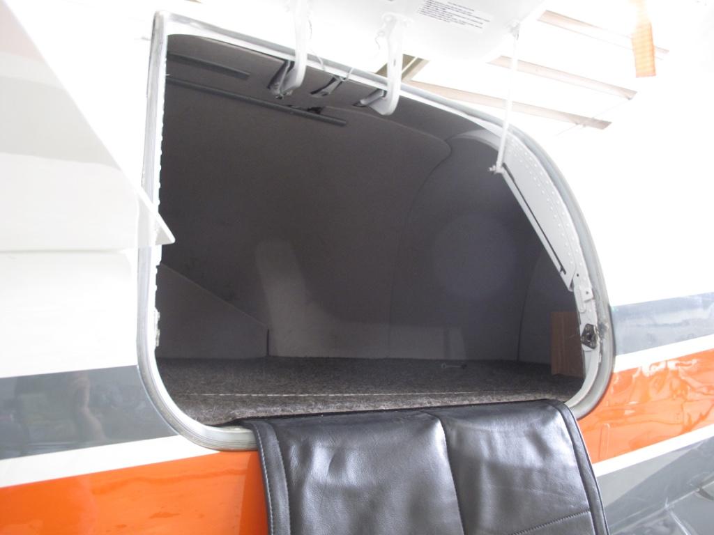 Aft Baggage
