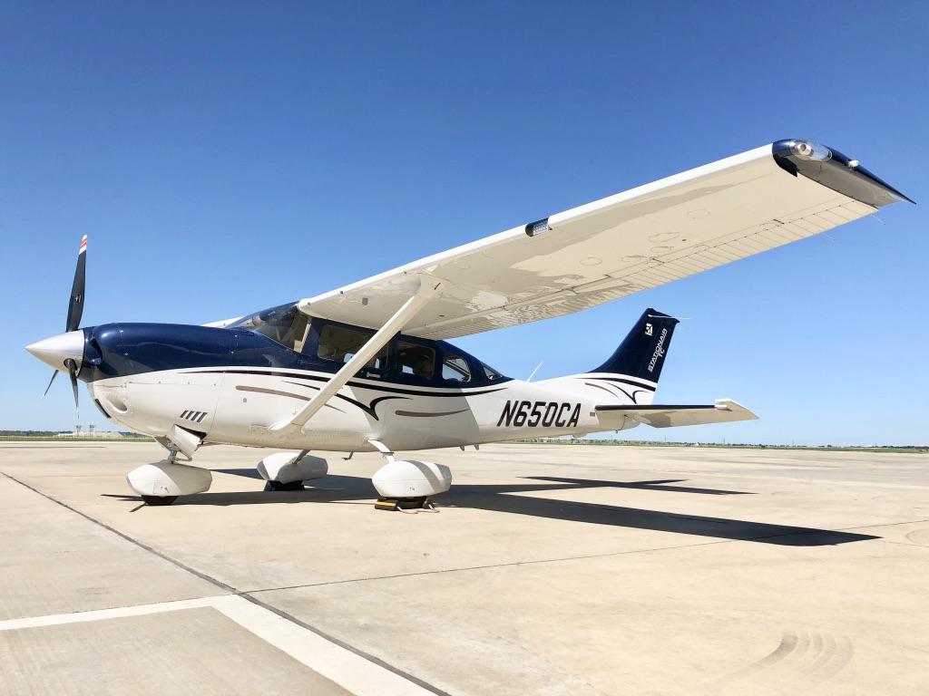 2015 Cessna T206H