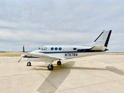King Air C90A