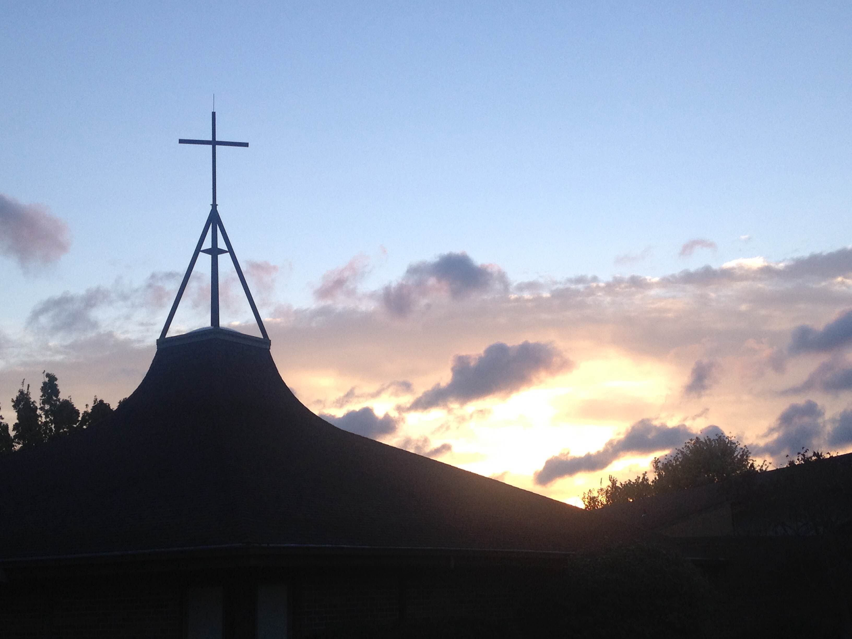 Church Sunrise