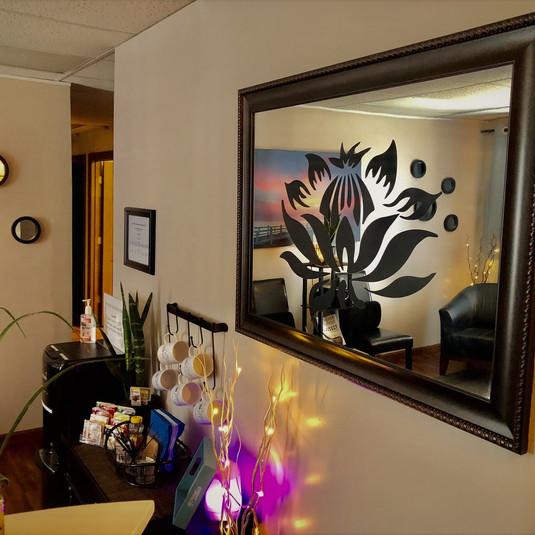 Our Lotus Mirror