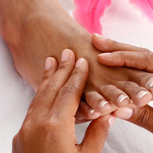 Calves & Feet Massage