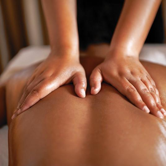 Back ONLY Massage