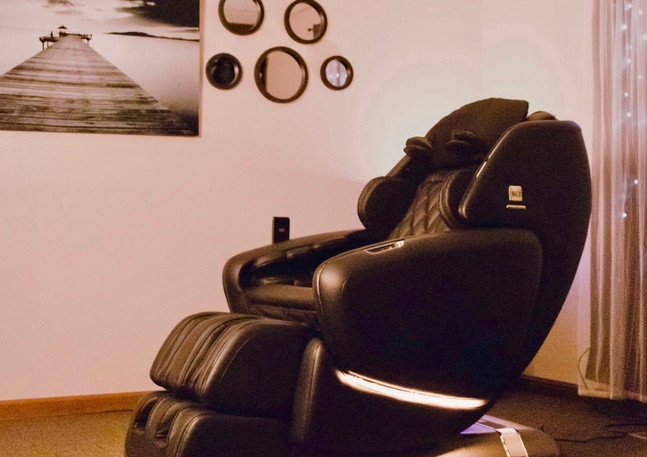 Zero Gravity Chair Massage