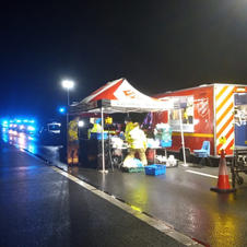Salvation Army supports HGV drivers