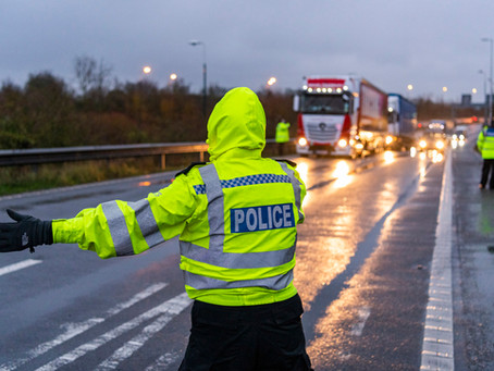 Kent motorists thanked for patience ahead of Operation Brock removal