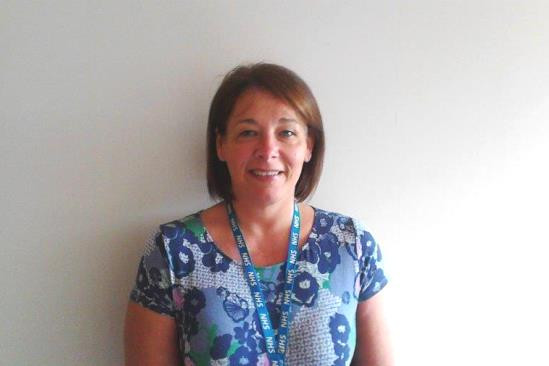 Portrait photograph of Paula Wilkins, Chief Nurse at NHS Kent and Medway CCG