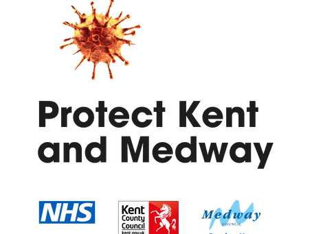 KCC and Medway Council Public health directors joint statement on new Covid restriction levels
