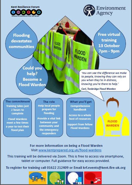 Flood warden training poster 13 Oct.JPG