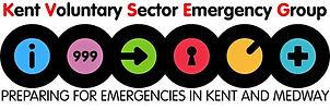 Kent Voluntary Sector Emergency Group logo