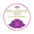 2203 Sarah Rose Soul Blossom Reiki Logo.