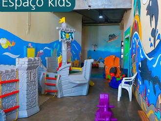 Espaço Kids Do Aquário