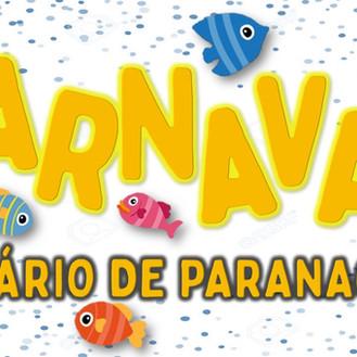 CARNAVAL NO AQUÁRIO DE PARANAGUÁ