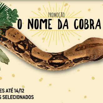 O Nome da Cobra