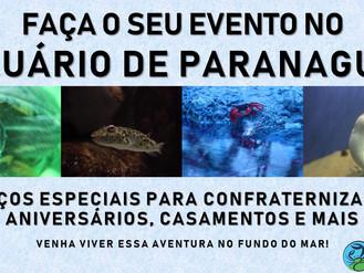 Eventos no Aquário?!
