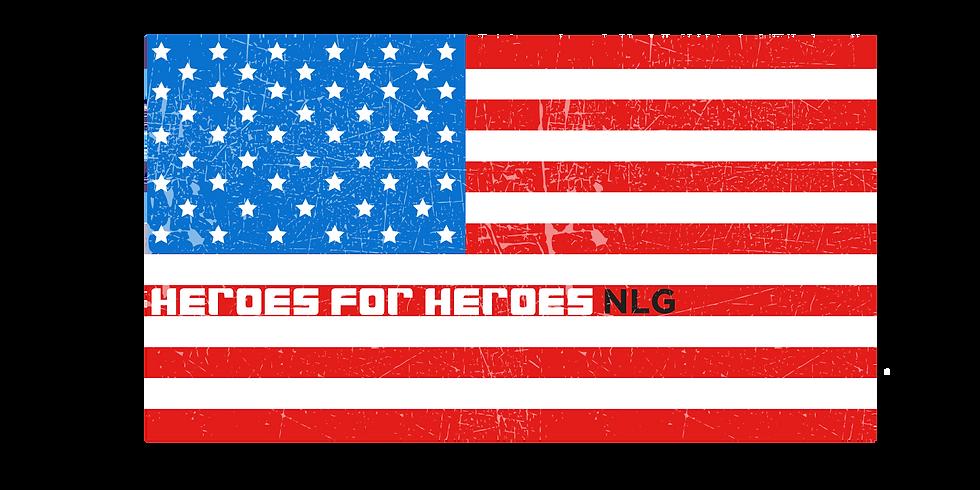 NLG's HEROES FOR HEROES 2