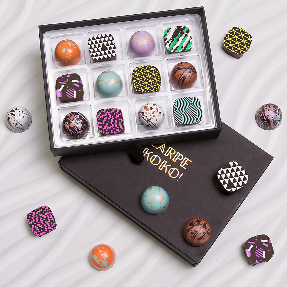 Luxury Chocolate Delivery