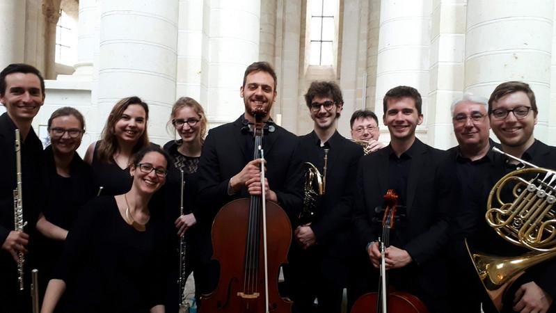 OSUN Les musiciens Notre Date Cunault