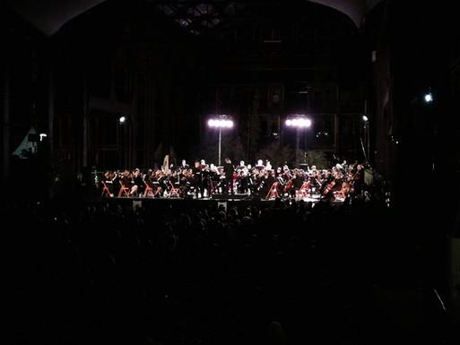 OSUN Les Nefs L'orchestre
