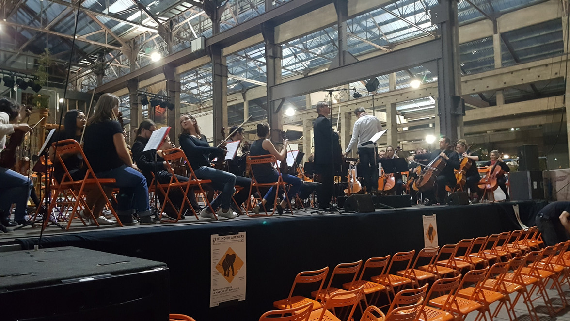 OSUN L'orchestre aux Nefs