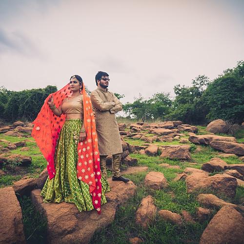 PRE WEDDING - Niharika & Vinayak