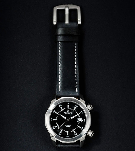 Ascent Classic SteelBlack Automatic