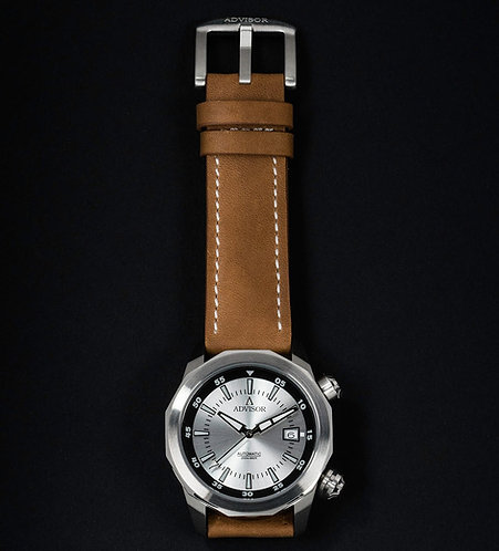 Ascent Classic SteelWhite Automatic