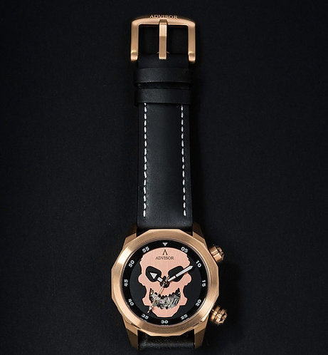 "Ascent ""Mr Skull"" Rose Limited Edition Automatic"
