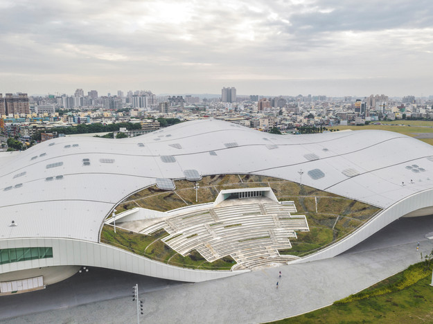 Kaohsiung Center for the Arts.
