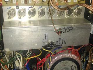 my own custom power amplifier