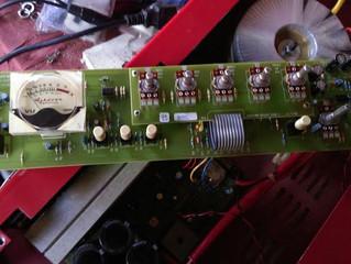 bass amp repair