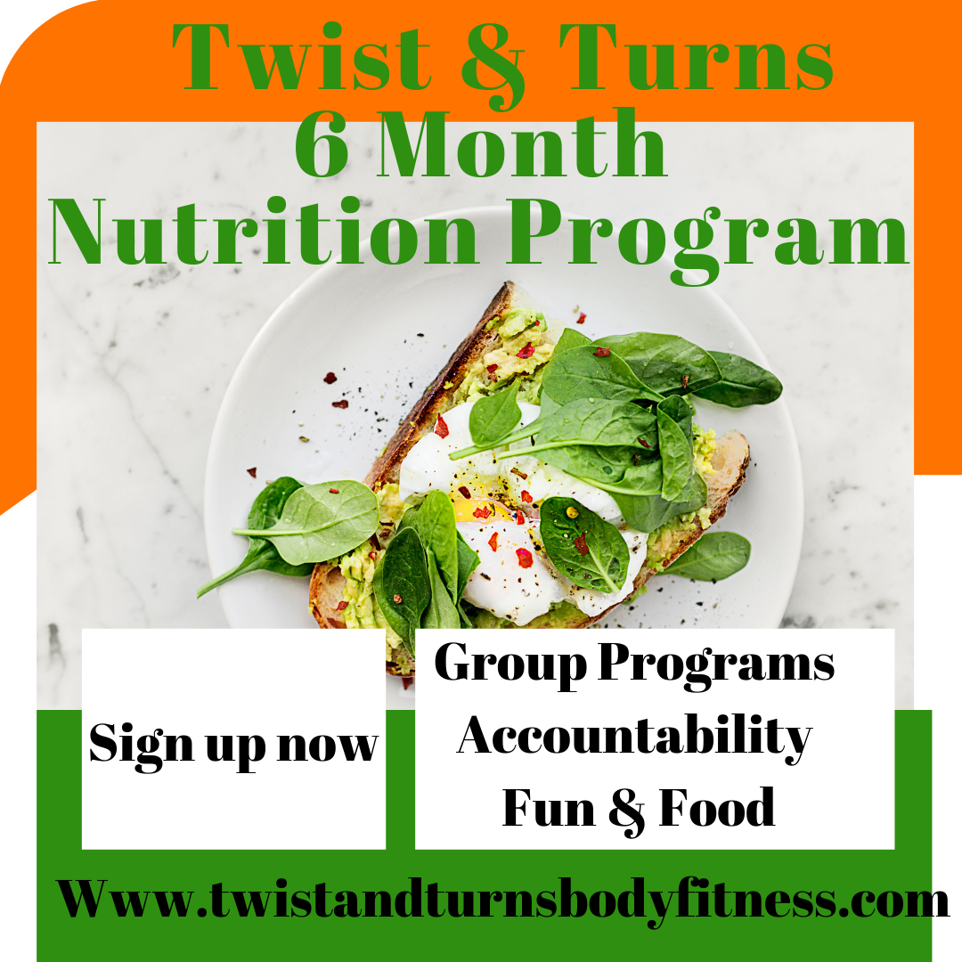 6 Month Nutrition Program
