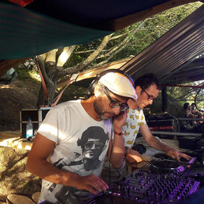 Oriental Tropical - Freitag - 18:00 - Dancefloor