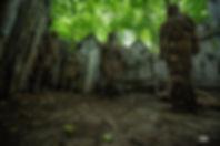 Haunted Halloween Village