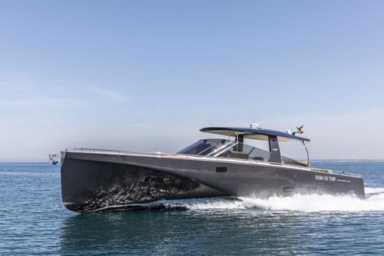 Heron Yacht 56