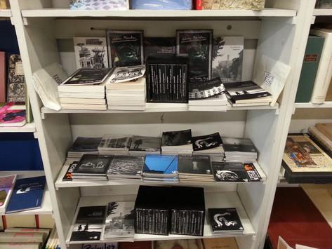 Brot & Kunst im Buchhandel
