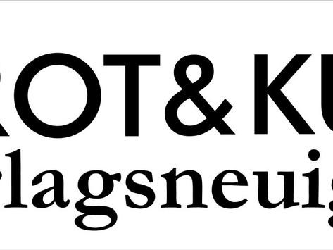 Brot&Kunst | Verlagsneuigkeiten 15