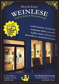 03_Brot&Kunst Weinlese_Art-Shop Kunstver