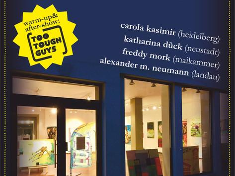 Weinlese #3 | 6. Dezember | Art-Shop Neustadt