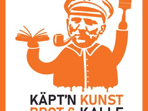 Kooperation mit Käpt'n Kalle | Buch, Sticker & Digitale Grußkarten