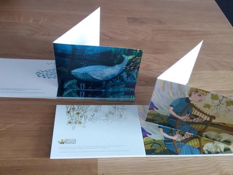 Drittauflage #1 | Postkarten von Simon Felix Geiger
