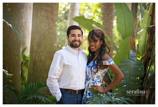 The Engagement of Bri & Jorges