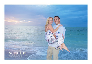 Egmont Key Engagement Shoot