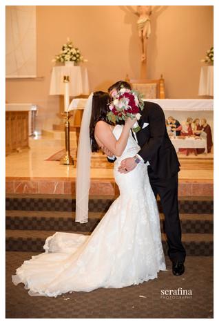 The Wedding of Mariah & James