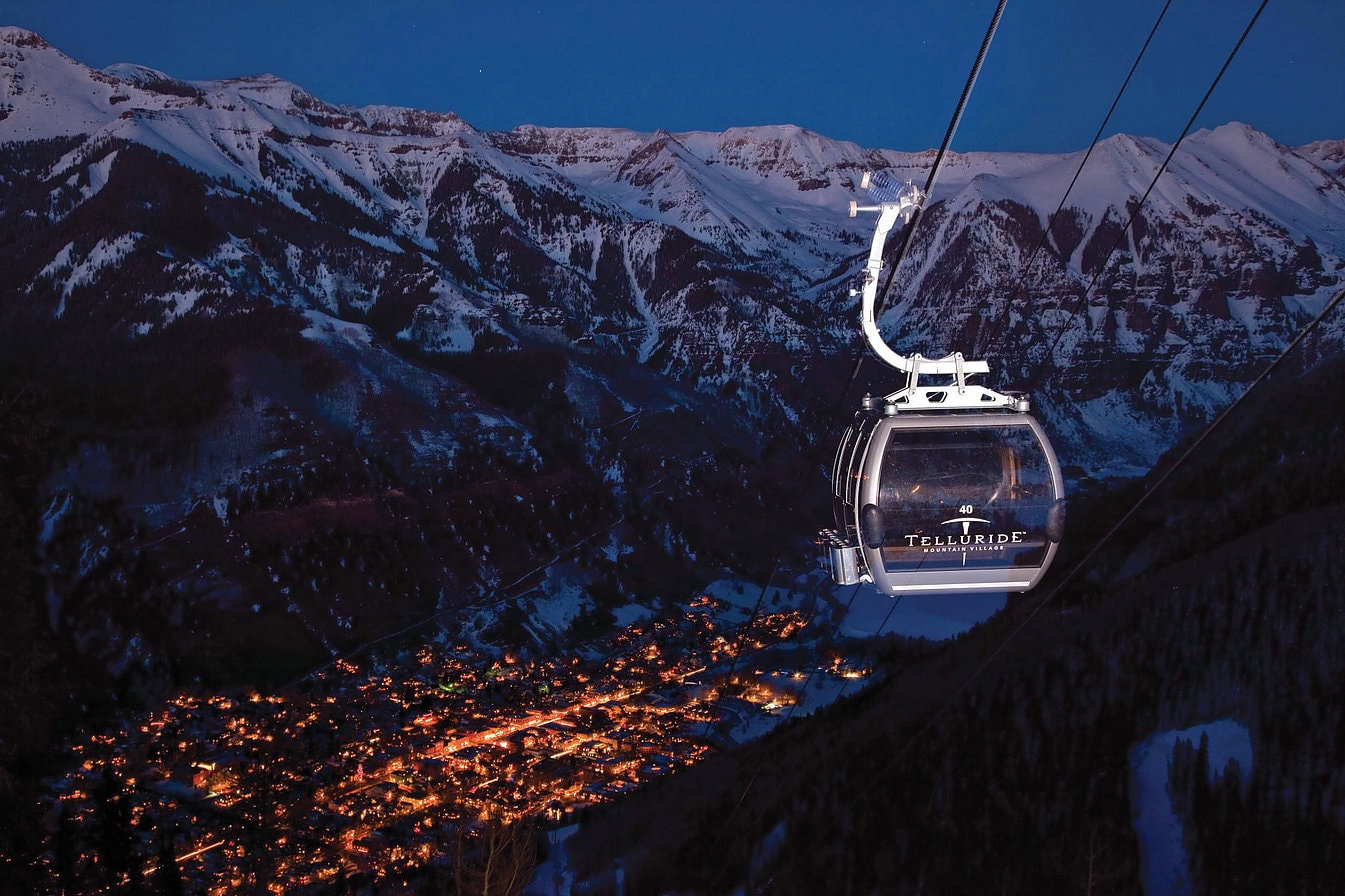 Book Packages to Western Ski Resorts