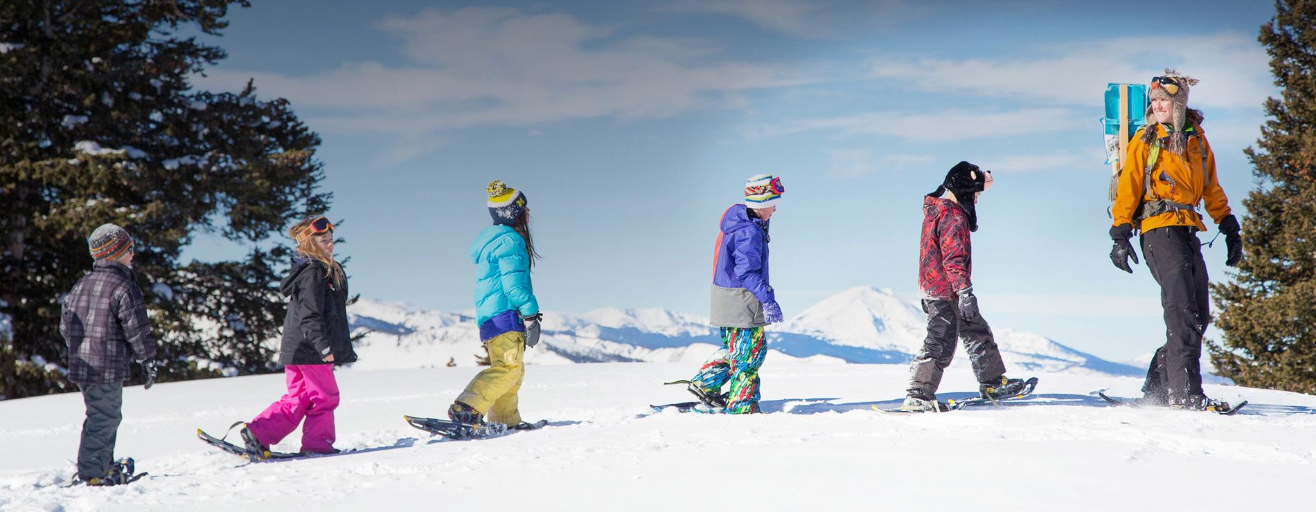 Aspen Family Ski Trip